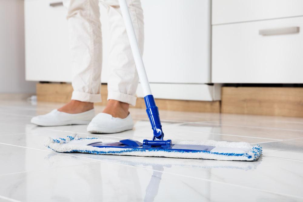 Põrandate hooldus